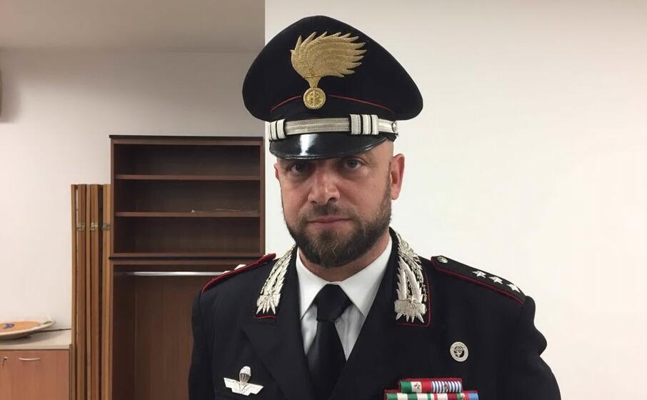 il capitano francesco giola (foto l unione sarda sanna)
