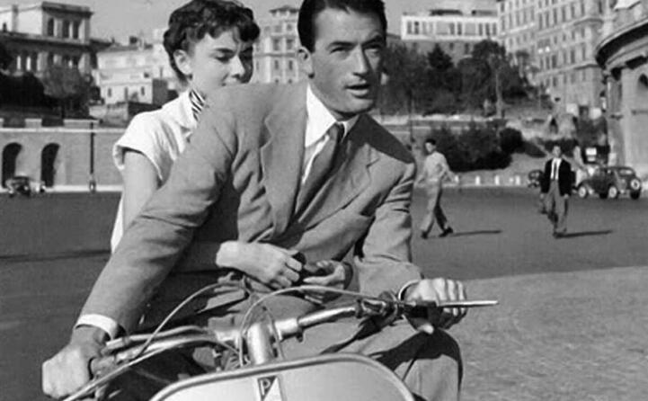 protagonista di tanti film come vacanze romane