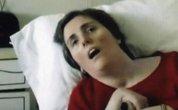 la donna aveva 41 anni e da 15 viveva in stato vegetativo