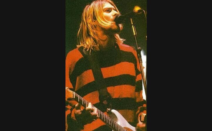 cobain rappresenta uno degli artisti pi influenti di tutti i tempi