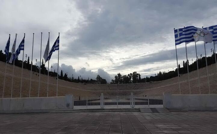 gli eventi principali come l inaugurazione e la chiusura si svolgono allo stadio panathinaiko