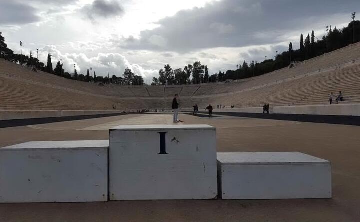 i giochi tornano in grecia nel 2004