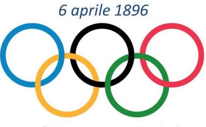 si tratta delle prime olimpiadi dell era moderna