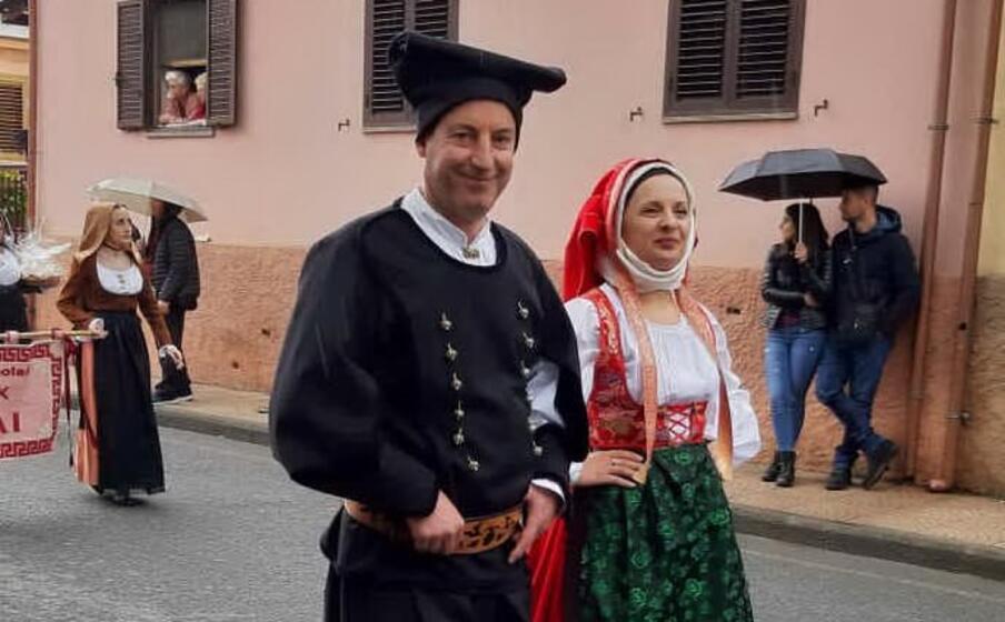 vestiti della tradizione