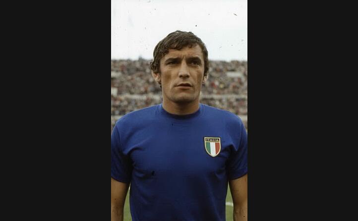 riva conquista un europeo con la nazionale nel 1968