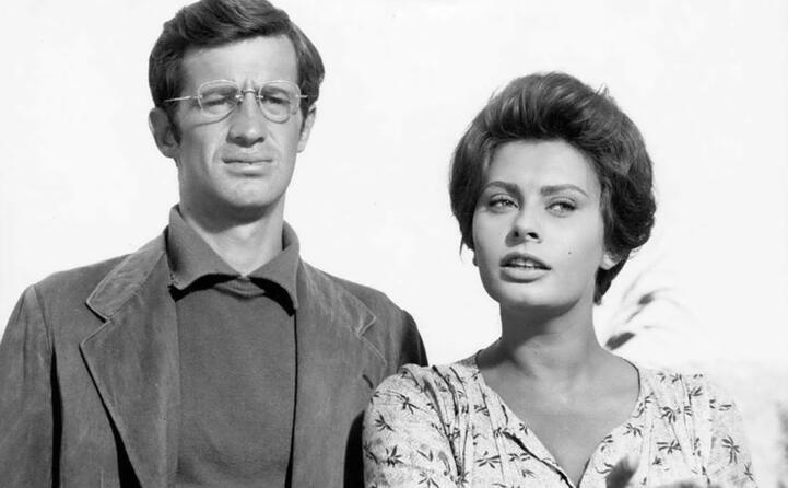 accaddeoggi 10 aprile 1962 sophia loren vince l oscar come miglior attrice protagonista con il film la ciociara