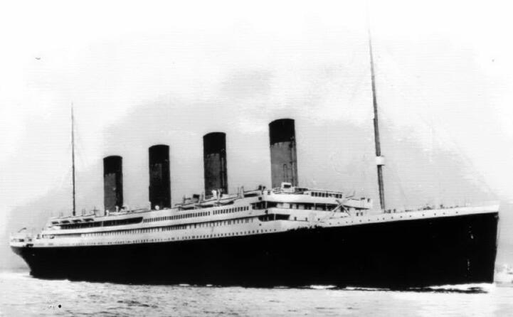 accaddeoggi 14 aprile la collisione del titanic contro un iceberg
