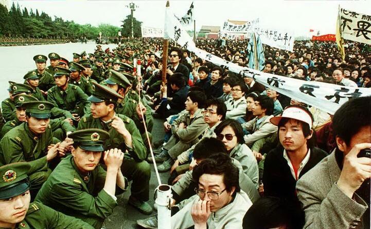 accaddeoggi 15 aprile 1989 iniziano a pechino le proteste di piazza tienanmen