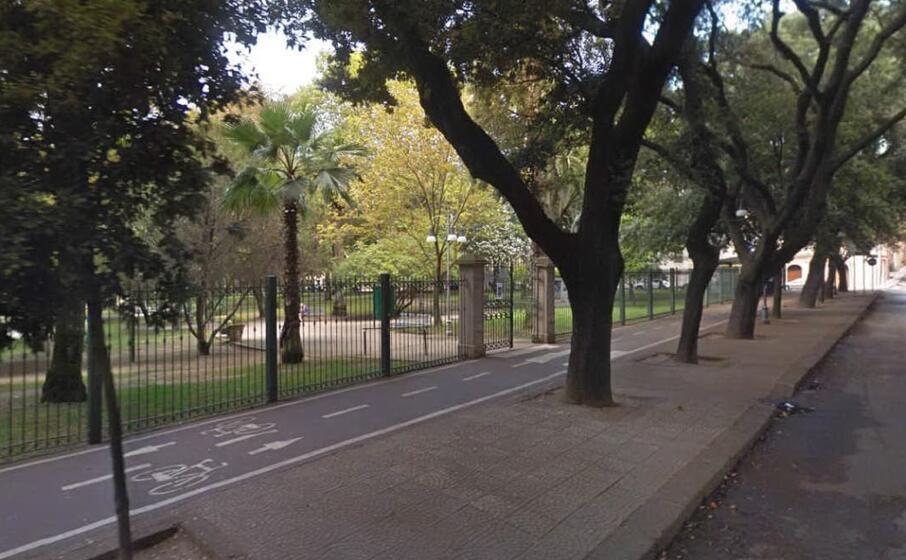 i giardini di via tavolara sassari (foto google maps)