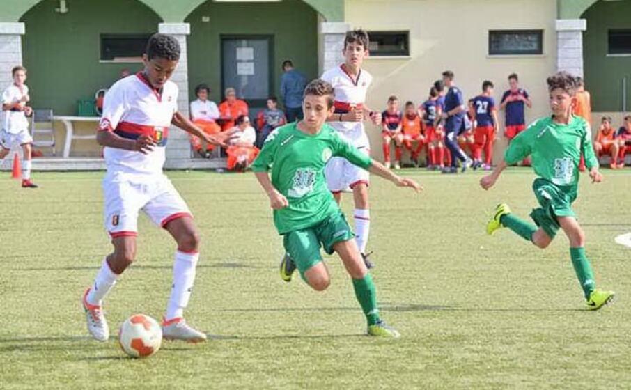 torneo di calcio giovanissimi (foto serreli)