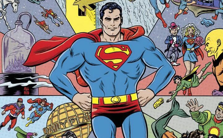 accaddeoggi il 18 aprile del 1938 appare per la prima volta in un albo il personaggio di superman