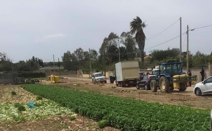 un agricoltore ha perso la vita (foto l unione sarda pinna)