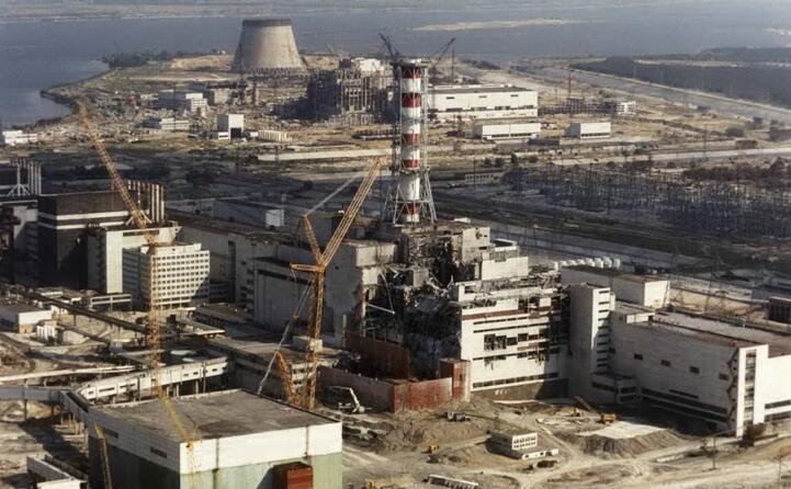 accaddeoggi 26 aprile 1986 disastro nucleare a chernobyl