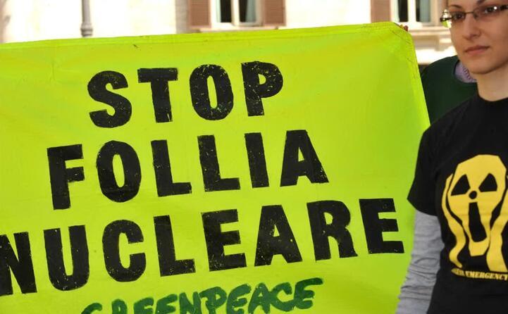 la tragedia ha suscitato proteste internazionali e prese di posizione contro le centrali nucleari
