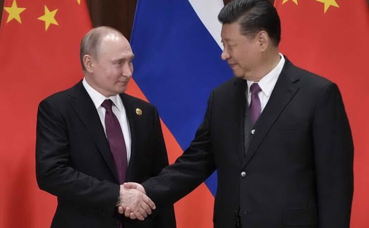 tra gli ospiti anche il leader russo vladimir putin