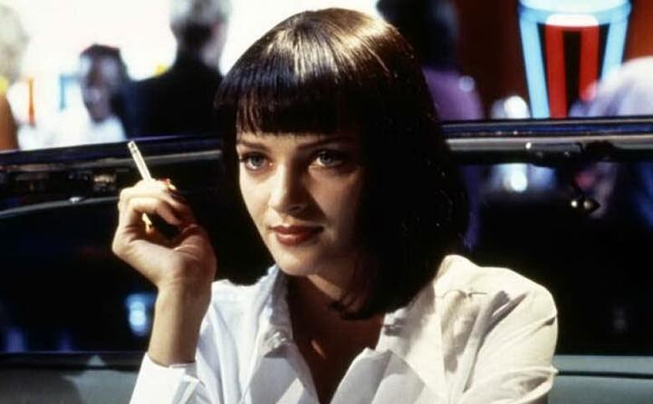 in pulp fiction
