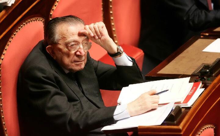 giulio andreotti in senato
