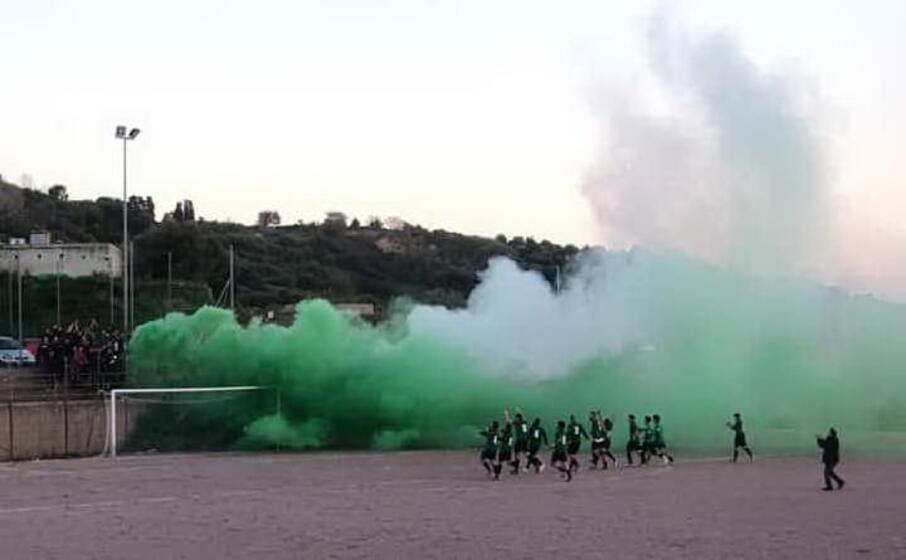 festa per il thiesi (foto l unione sarda serreli)