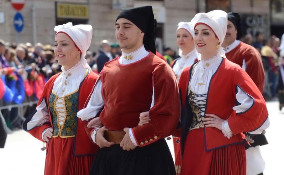la tradizione sassarese