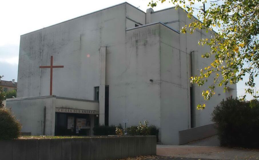 la chiesa di sant andrea a bologna (foto facebook)