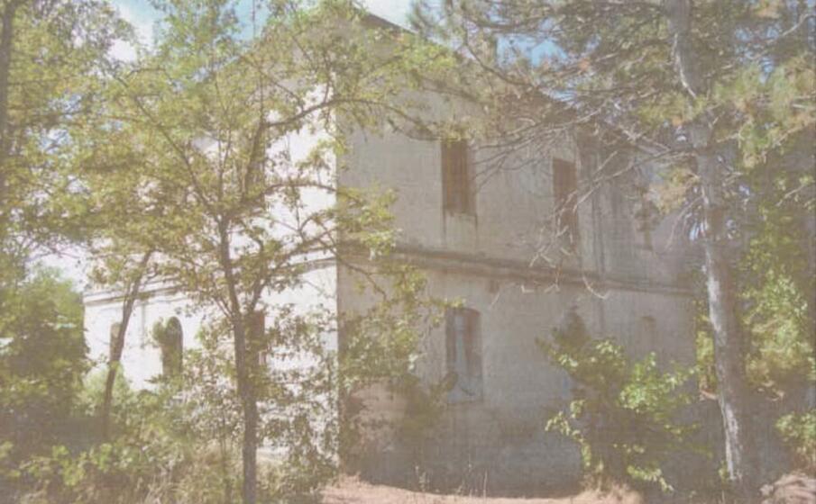 una vecchia immagine di foresta burgos (foto inviata dal circolo sarda domus)