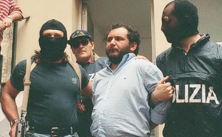 l arresto di giovanni brusca uno degli esecutori materiali dell attentato