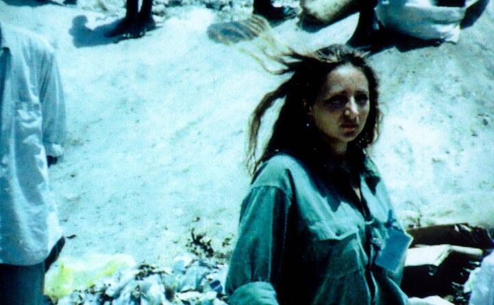 giornalista e fotoreporter del tg3 viene assassinata a mogadiscio in somalia il 20 marzo 1994