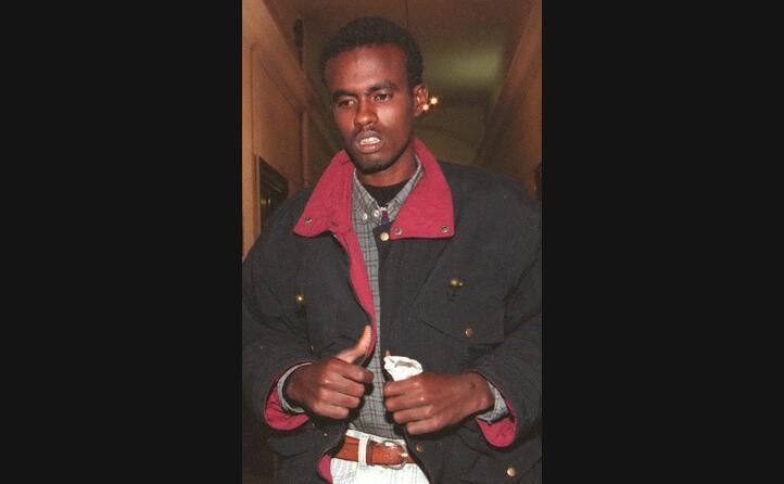 hashi omar hassan somalo arrestato per l omicidio e poi scarcerato dopo 17 anni in cella da innocente