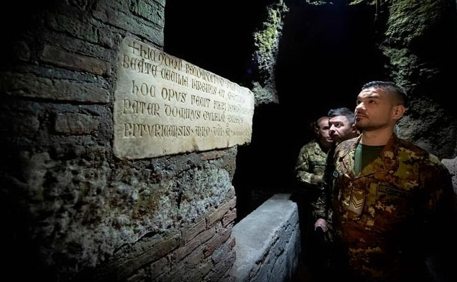 viaggio alla riscoperta del passato per gli uomini della brigata sassari