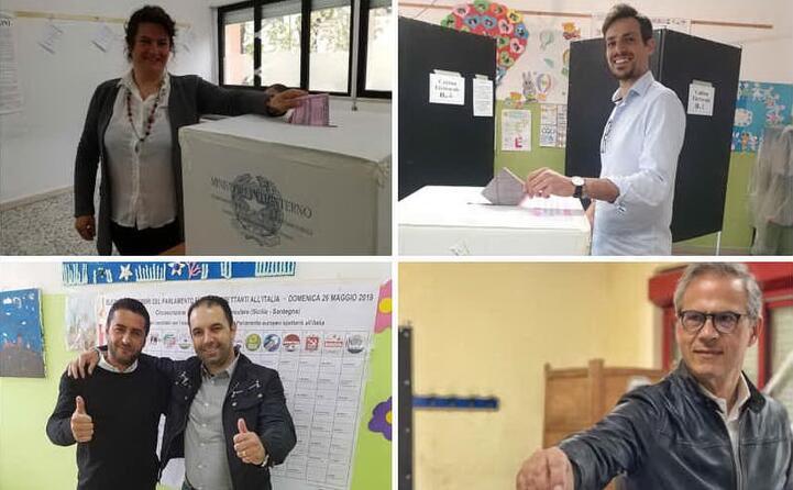 europee i candidati sardi al seggio