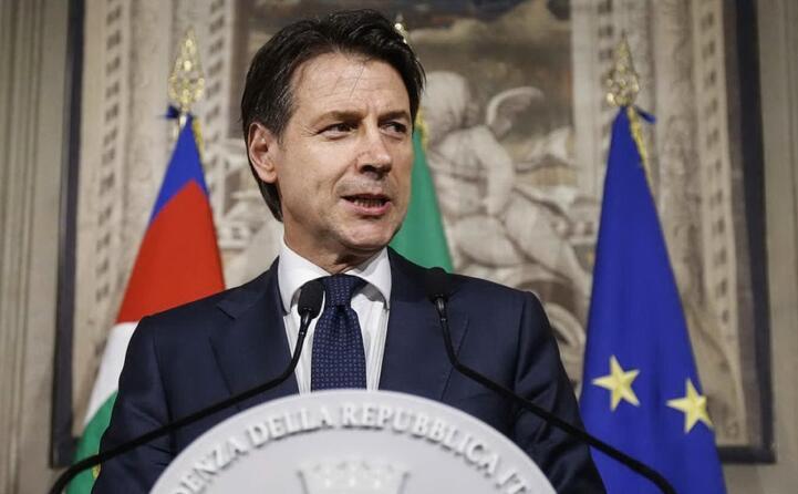 il giurista si definisce l avvocato difensore del popolo italiano (ansa)