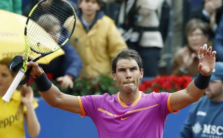 accaddeoggi il 3 giugno del 1986 nasce in spagna il campione di tennis rafa nadal