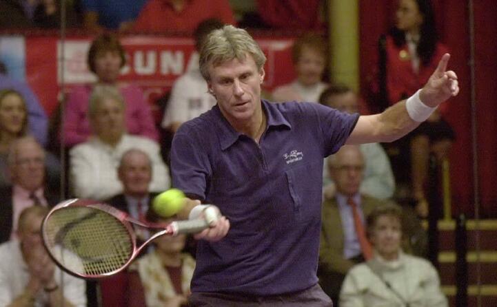 il tennista svedese qui in una foto recente uno dei tennisti pi forti di sempre