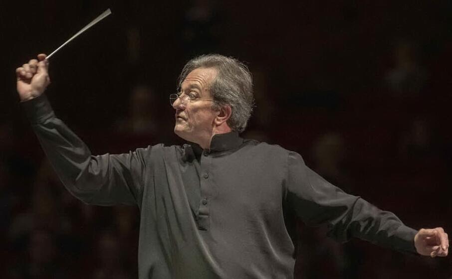 il maestro g rard korsten (foto priamo tolu per concessione teatro lirico)