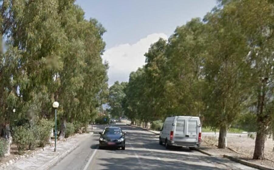 via tirso a quartu sant elena (foto da google)