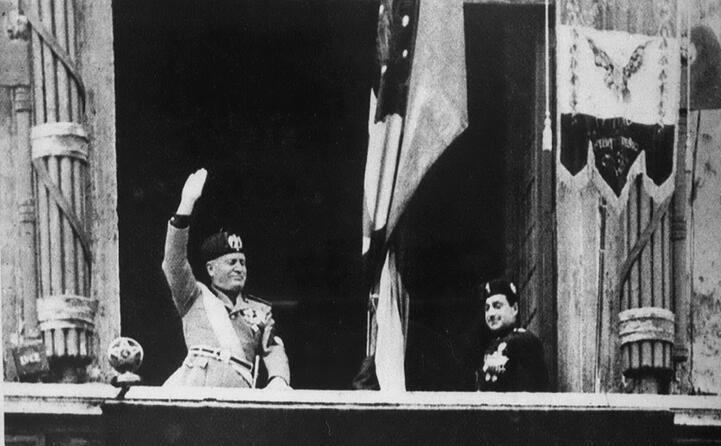 accaddeoggi 10 giugno 1940 mussolini dichiara guerra a francia e inghilterra l italia nella seconda guerra mondiale