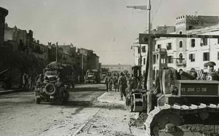 alleati a nettuno vicino roma