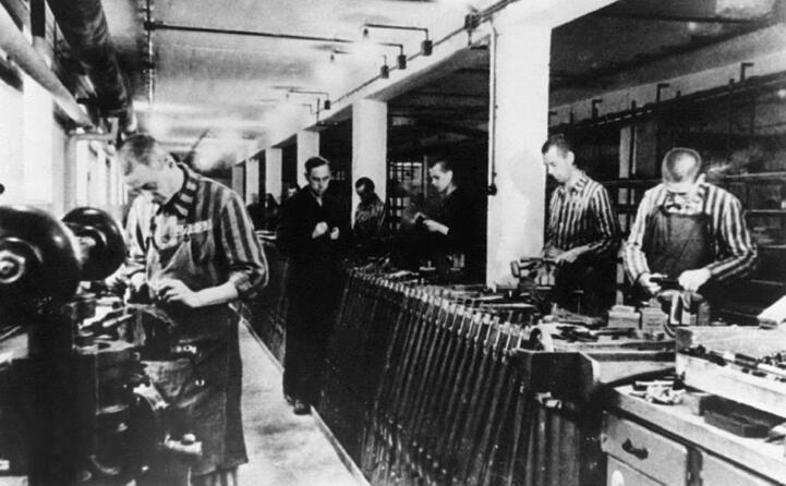 il campo di concentramento di dachau