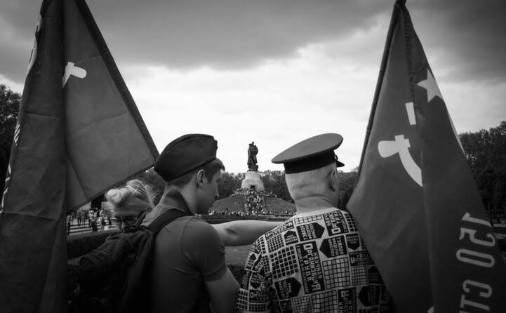soldati dell armata rossa di stalin