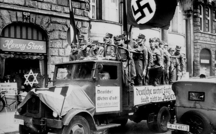 truppe naziste