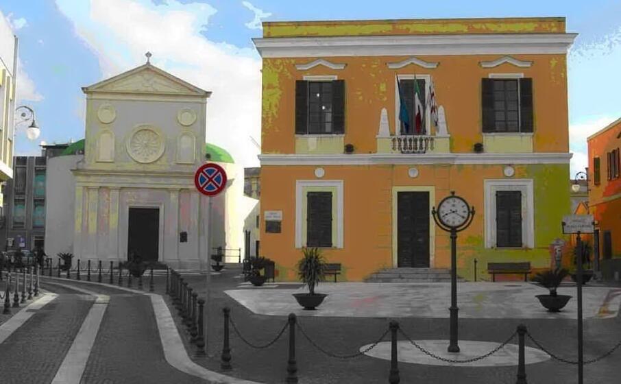 il municipio di monserrato (archivio l unione sarda)
