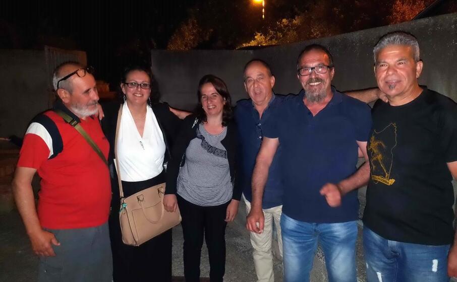 la festa per l elezioni di atzori (l unione sarda pintori)