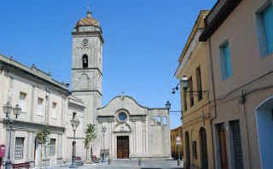 la parrocchia di mogoro (foto l unione sarda pintori)