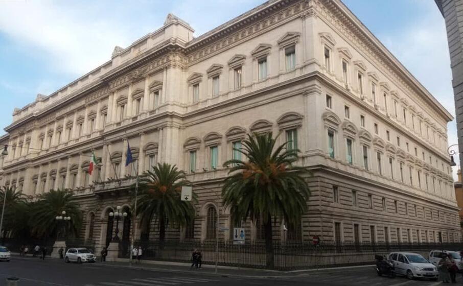 la sede di banca d italia (foto google maps)