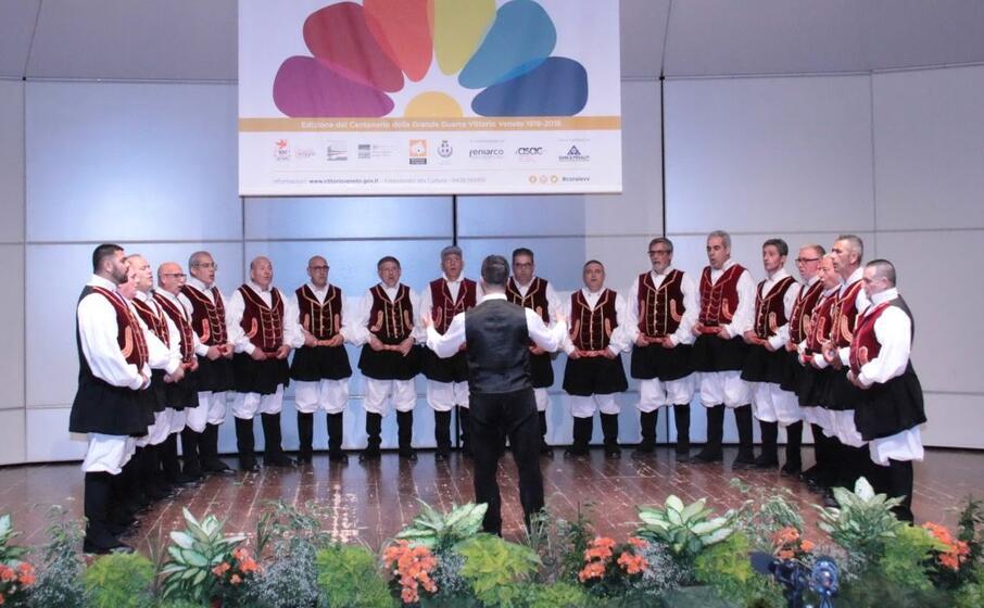 il coro sarpedd di sinnai (foto concessa)