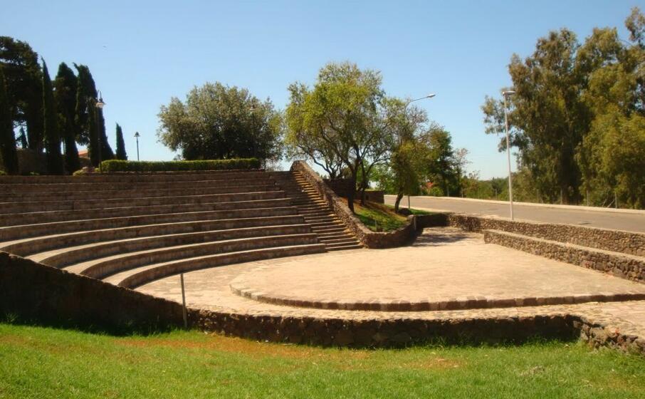 il parco anfiteatro di san lorenzo (foto giacomo pala)