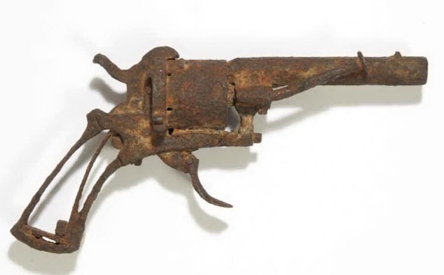 il prezioso cimelio (foto auctionartparis)