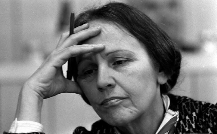 accaddeoggi 20 giugno 1979 nilde iotti diventa presidente della camera (foto ansa)