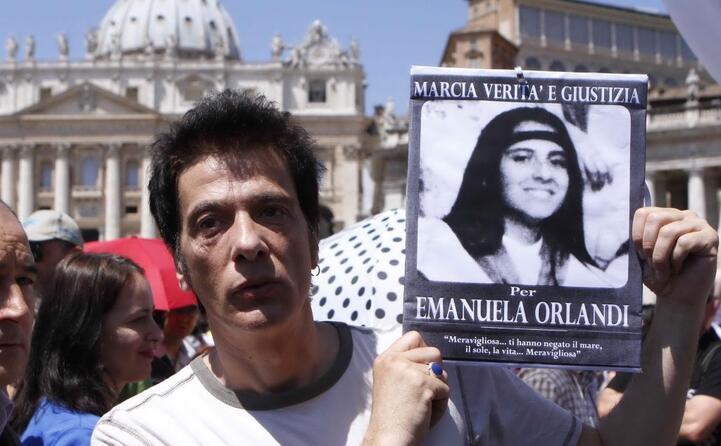 accaddeoggi 22 giugno 1983 scompare emanuela orlandi (archivio l unione sarda)