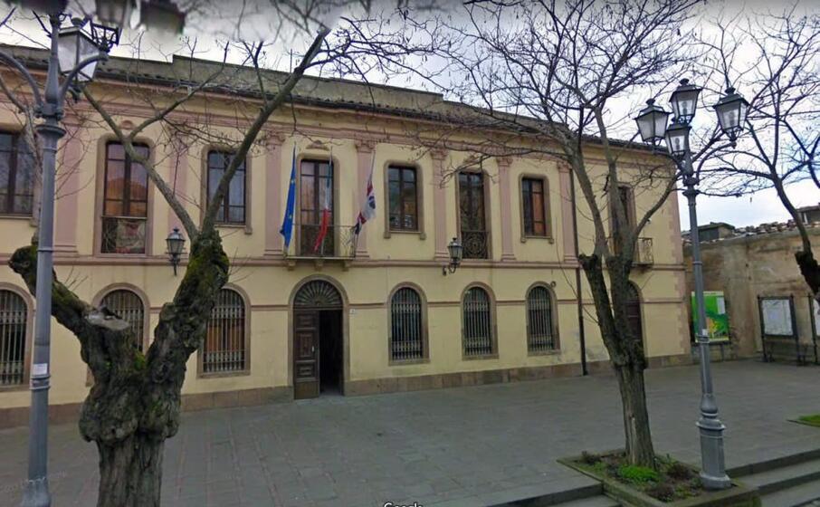 il municipio di laconi (l unione sarda pintori)